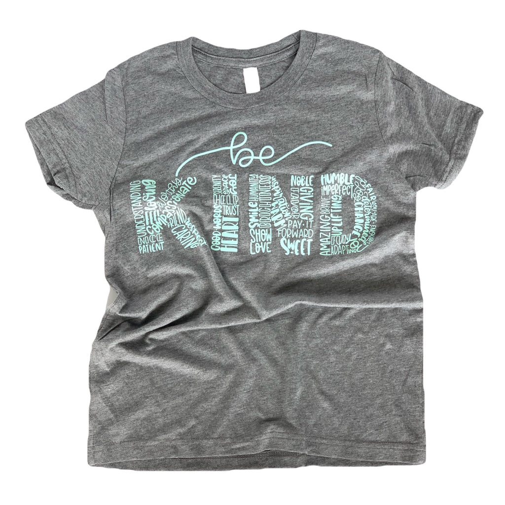 Be Kind Tee Kids