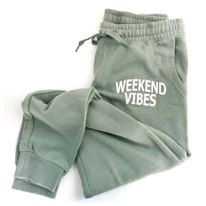 Weekend Vibes Joggers