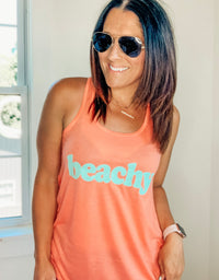 Beachy Tank Top (multiple color options)