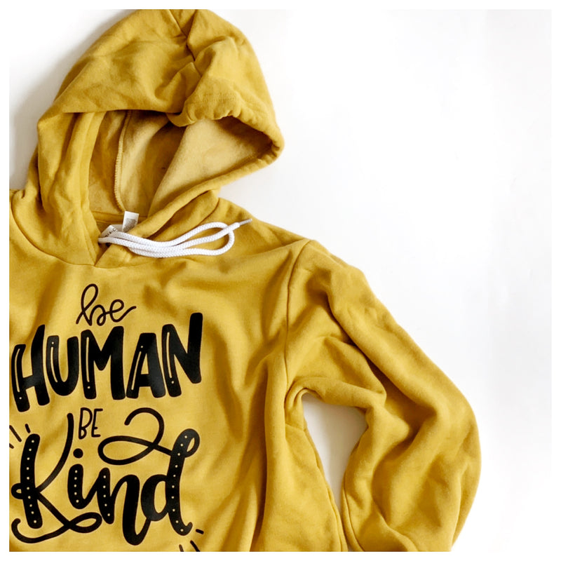 Human Kind Hooded Sweatshirt