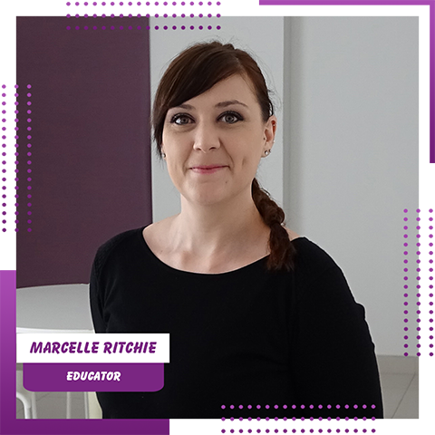 Marcelle Ritchie - Educator