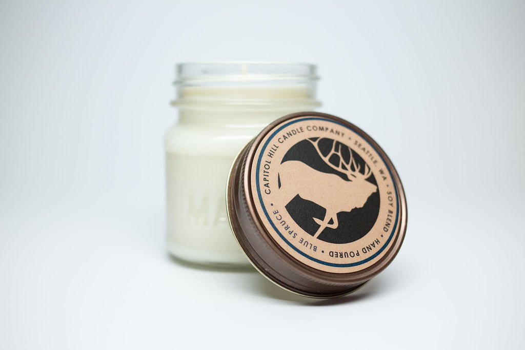 Blue Spruce 8 oz. Soy Blend Candle