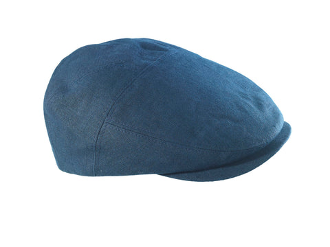 THE CASUAL CAP - LINEN FASHION IVY CAP FROM EUROPE