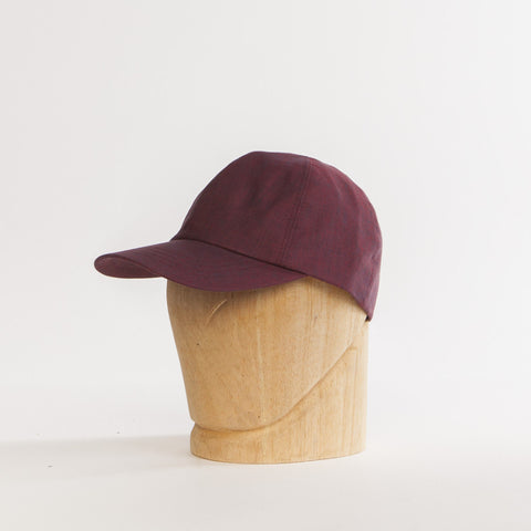 Hal - Linen Solid Fitted Cap - Save  $20