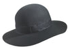 ITALIAN FLOPPY BRIM WOOL HAT - SAVE 50%