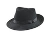 MARIO WOOL FELT FEDORA FROM ITALY SAVE 30% HOLIDAY SALE