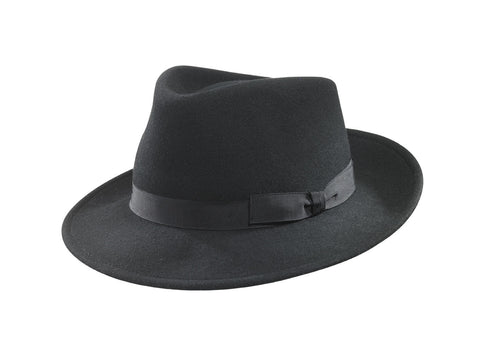 THE BELMONT - Our Fashion Stand-out Wool Felt Fedora