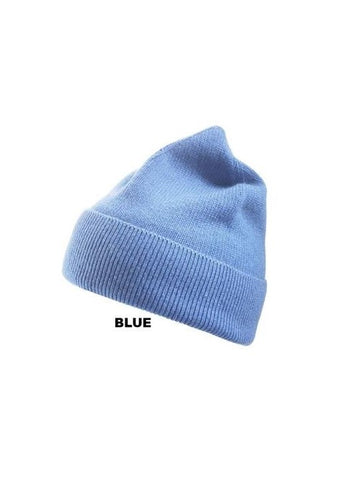 CASHMERE  CUFFED CHILLER CAP FROM ITALY