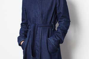 ARMANI JEANS | DENIM | COAT