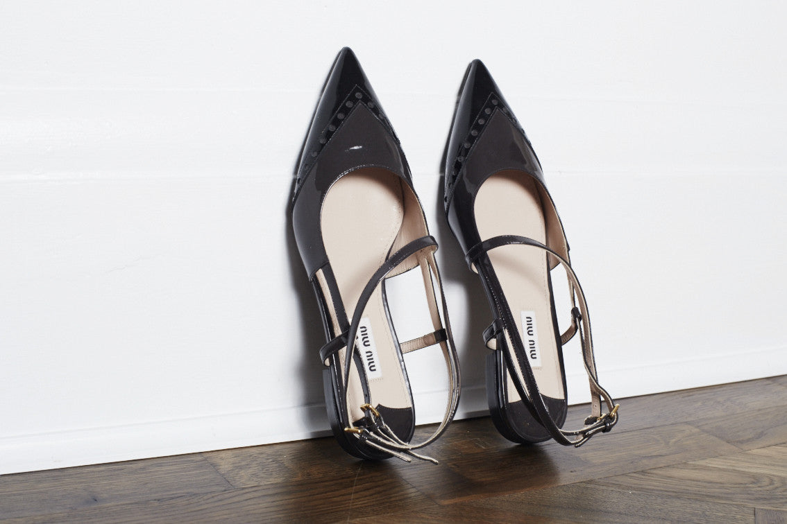 MIU MIU | SLINGBACK | SHOES