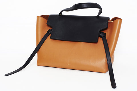 Celine Bicolour Belt Bag