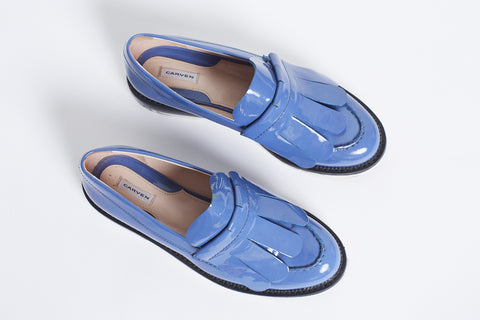 Carven Slip-on Brogues