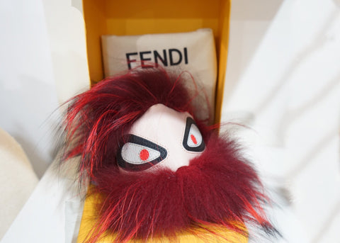 Fendi Monster Charm