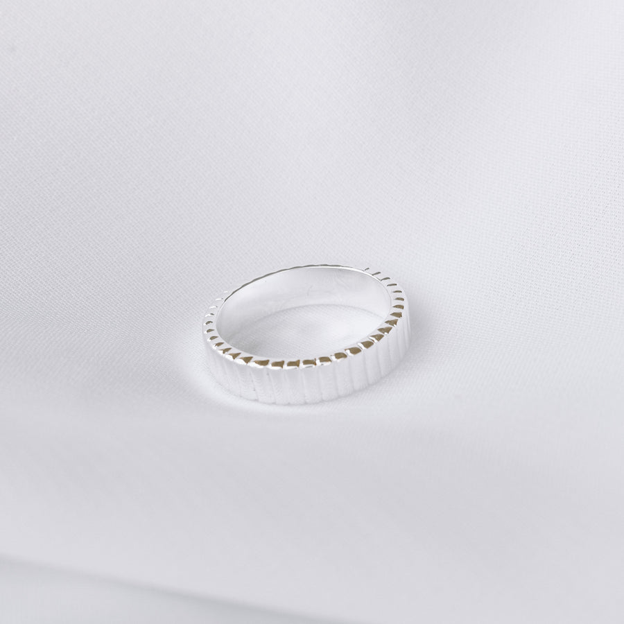 Sloan - Stainless Steel Ring