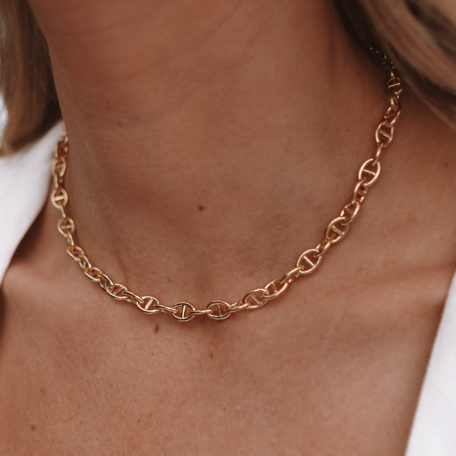 Jayla - 18ct Gold or Silver Plated Necklace