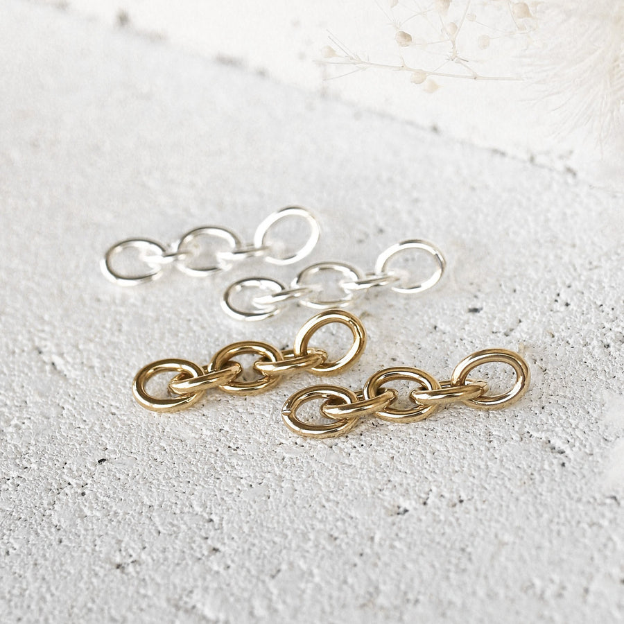 Shonah - Gold or Silver Stainless Steel Earrings