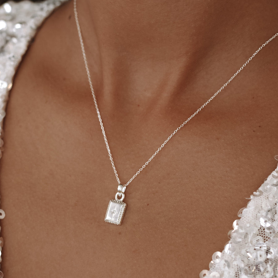 Rochelle - 18ct Gold or Silver Plated Necklace