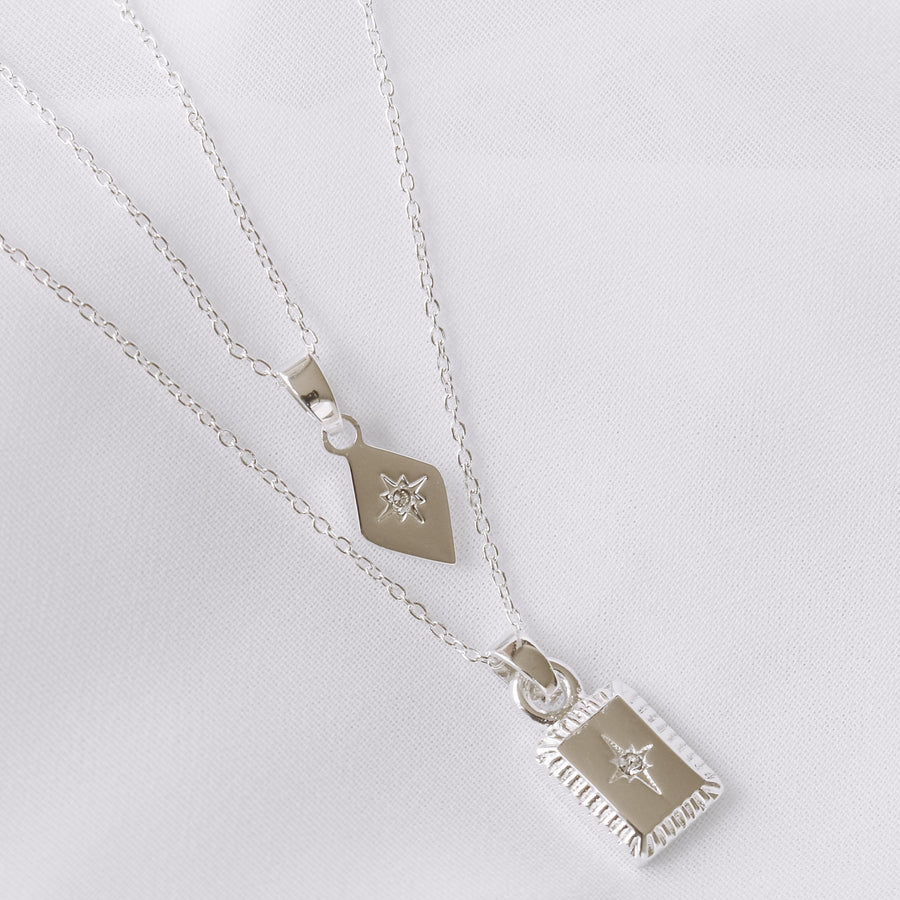 Talisha - 18ct Gold or Silver Plated Necklace