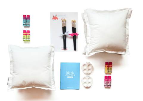 Cushion Party Pack ($25 per child / 20 children)