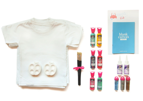 T-Shirt Party Pack ($16.50 / child, 20 children)