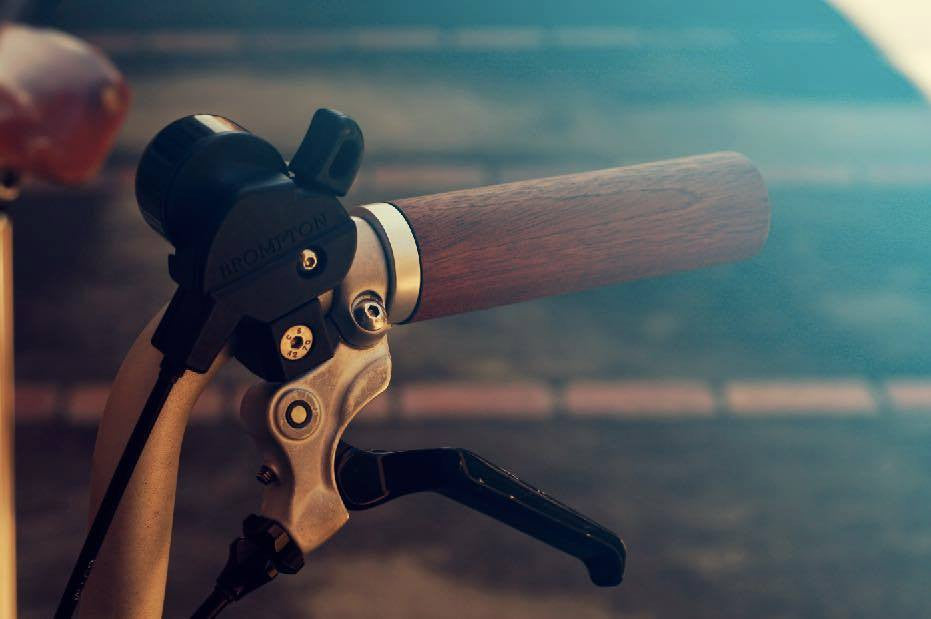 ride or wrong-bicycle wooden grips-mahogany_02