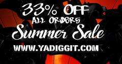 Summer Sale | YADIGGIT Urban Art