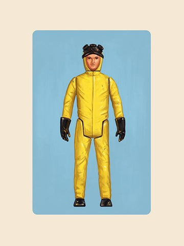 Jesse Pinkman by Mike Michell 2014 SDCC Fine Art Print