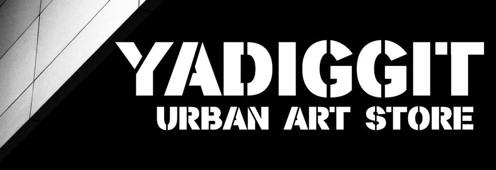 YADIGGIT Urban Art