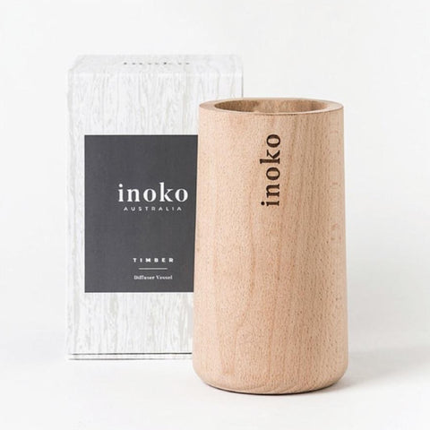 Inoko Timber Diffuser Vessel