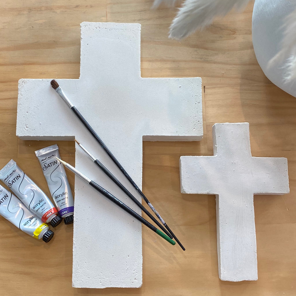Decorate Your Own Wall Cross