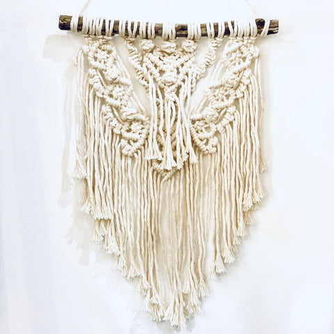 Macrame Wall Hanging - Mini Chubby