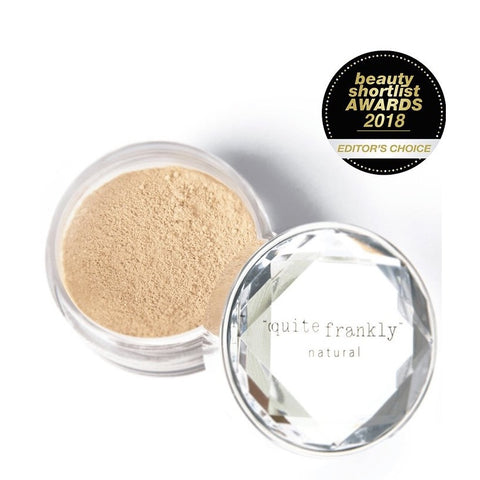 Quite Frankly Natural - Pure Mineral Makeup