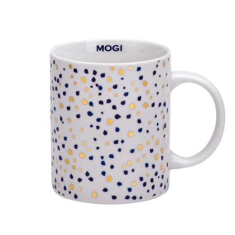 Golden Dots Mug