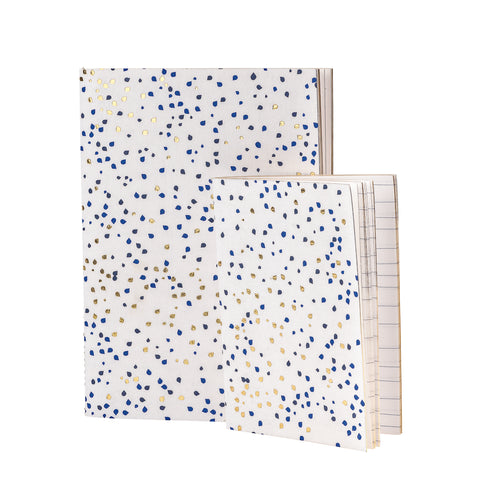 Golden Dots Notebook