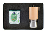 MONOCLE Design Pot and BIO coffee