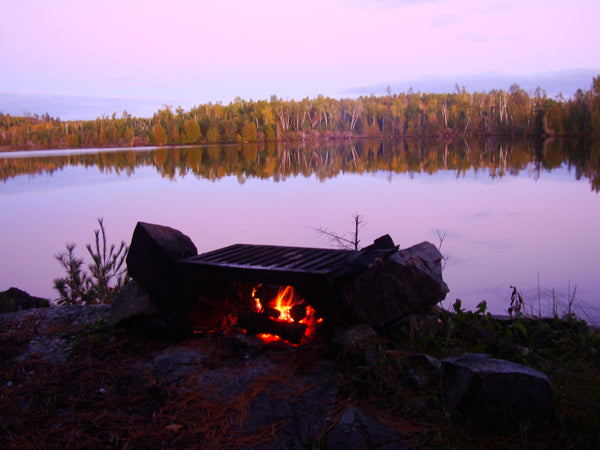 October Camping Trip in the BWCA