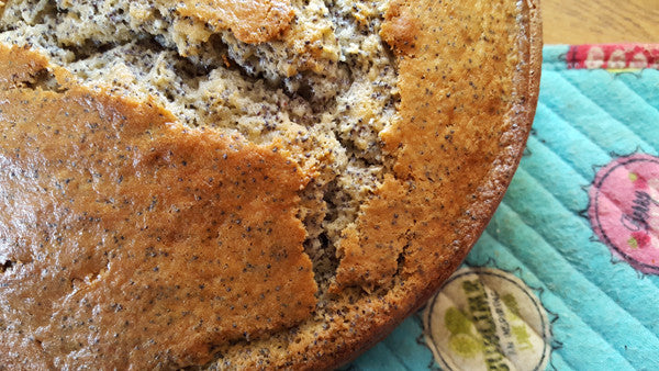 Poppyseed Cake Recipe