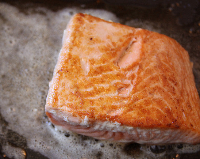 Ridiculously Easy Salmon Recipe