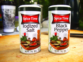 Salt and Pepper 2