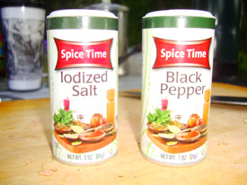 Salt and Pepper 1