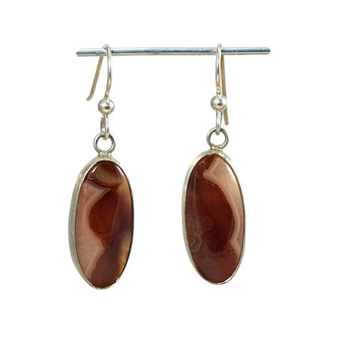 Inca Agate Earrings