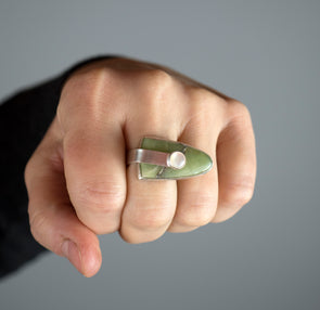 Serpentine Wrap Ring