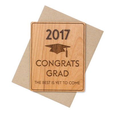 Class of 2017 Congratulations Card