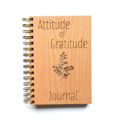 Grateful Wood Journal