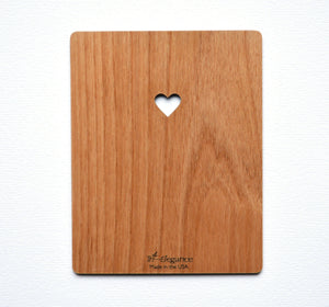 Mini Wood Card