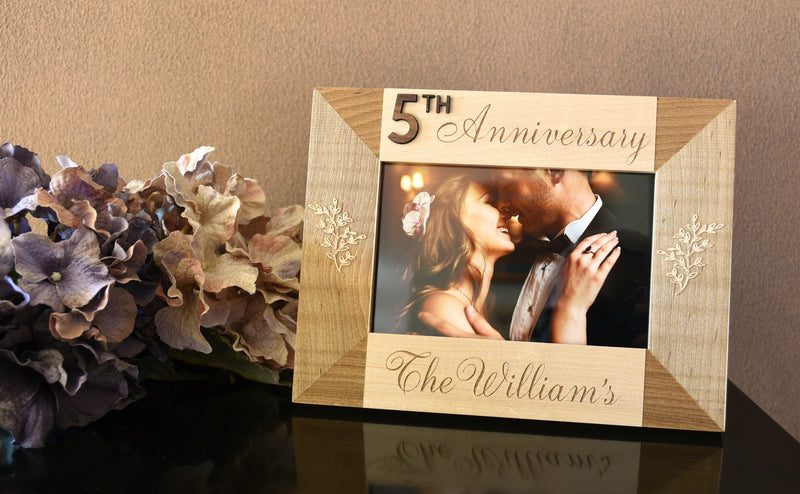 Milestone Anniversary Personalized Gift for Him