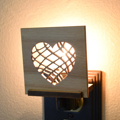 Valentine Night Light by Indigo Ember
