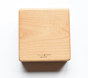Eco-Friendly Wooden Box by Indigo Ember