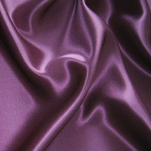 Orchid purple satin