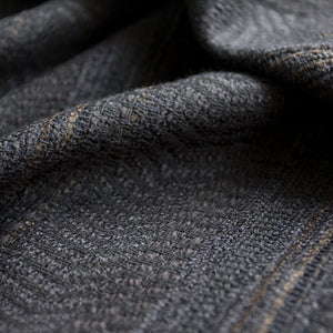 Black tweed